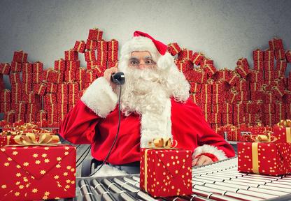 Commando du Père Noël
